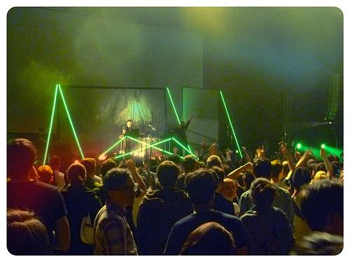modeselektor am springfestival 2012 in graz