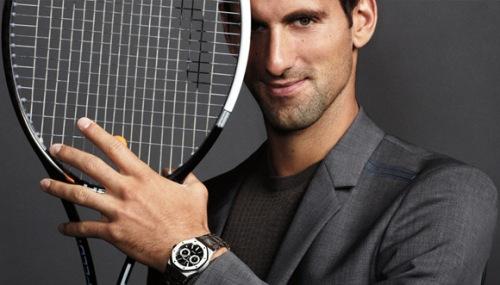 AUDEMARS PIGUET AMBASSADOR Novak Djokovic