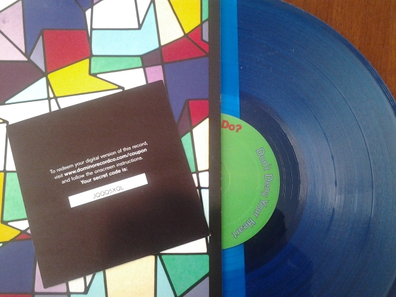hot chip - in our heads vinyl